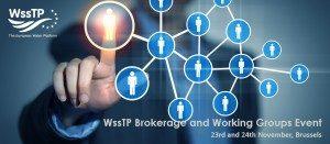 wsstp brokerage event in Burssels for the Horizon 2020 updates