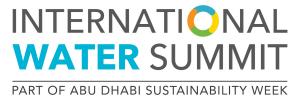 International Water Summit logo for the sustainability week