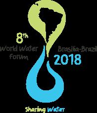 World Water Forum 2018 logo Brazil