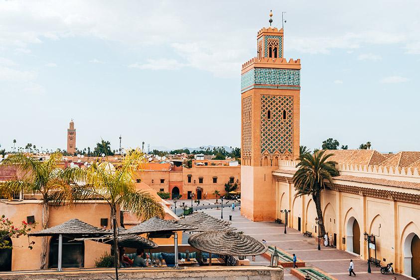 Afrialliance in marrakech